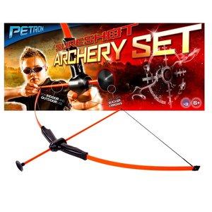 Petron SURESHOT Indoor Outdoor Archery Set Kinder Bogen mit 3 Pf