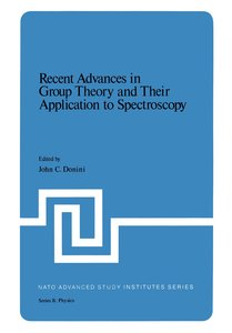 Recent Advances in Group Theory and Their Application to Spectro