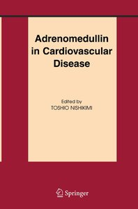 Adrenomedullin in Cardiovascular Disease