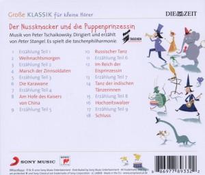 Die Taschenphilharmonie - Der Nussknacker und die Puppenprinzess - zum Schließen ins Bild klicken