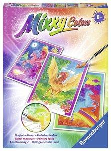 Ravensburger 29337 - Mixxy Colors, Aquarell, Pegasus
