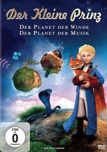 Der kleine Prinz - Der Planet der Winde & Der Planet der Musik