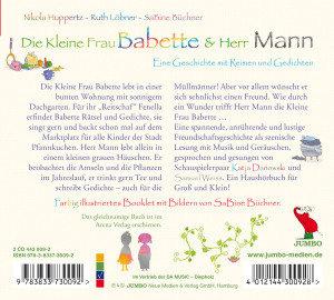 Die Kleine Frau Babette & Herr Mann