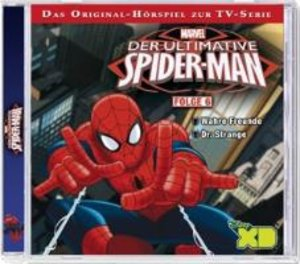 Disney/Marvel - Der ultimative Spiderman 06/CD