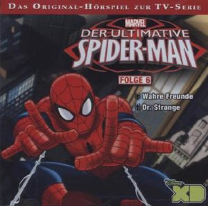 Disney/Marvel - Der ultimative Spiderman 06/CD