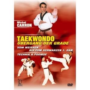 Taekwondo,Übergang der Grade