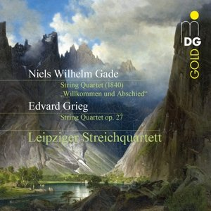 Willkommen und Abschied/Streichquartett op.27