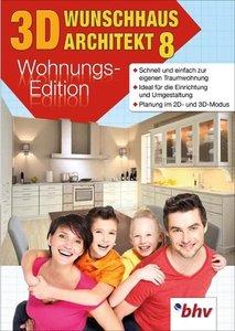 3D Wunschhaus Architekt 8 Wohnungsedition