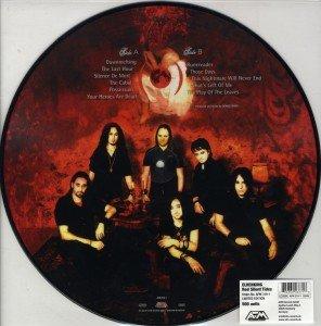 Red Silent Tides (Ltd.Picture LP)