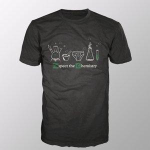 Respect The Chemistry (Shirt L/Black)