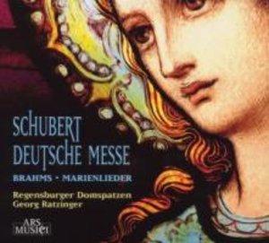 Schubert:Deutsche Messe/Brahms:Marienlieder
