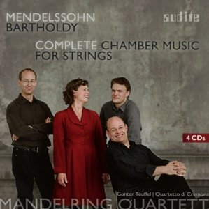 Mendelssohn:Chamber Music For Strings
