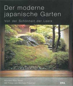 Der moderne japanische Garten