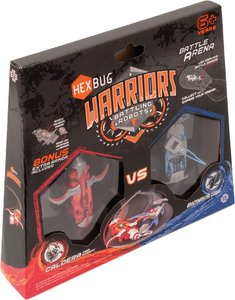 Invento 501610 - Hexbug Warriors Battle Arena, sortiert
