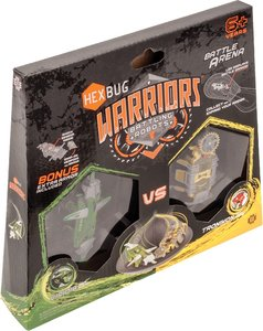 Invento 501610 - Hexbug Warriors Battle Arena, sortiert