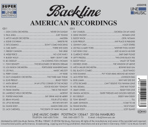 Backline Vol.98