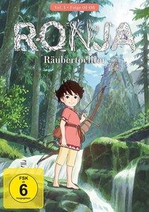 Ronja Räubertochter - Vol. 1 (Folge 1-6)