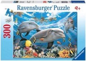 Ravensburger 13052 - Karibisches Lächeln, 300 Teile Puzzle