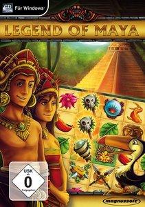 Legend of Maya (Wimmelbild)