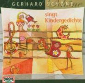 Gerhard Schöne singt Kindergedichte. CD