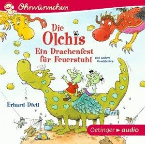 Die Olchis. Ein Drachenfest für Feuerstuhl und andere Geschichte