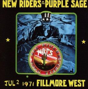 Jul 2 1971,Fillmore West