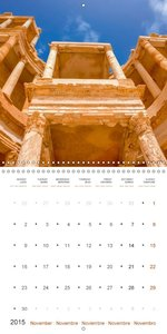 The Architecture of Libya (Wall Calendar 2015 300 × 300 mm Squar