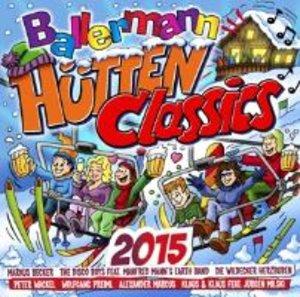 Ballermann Hütten Classics 2015
