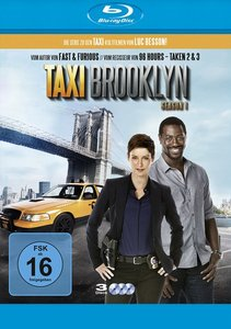 Taxi Brooklyn-Season 1 BD