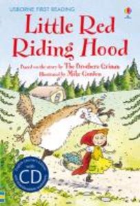 Little Red Riding Hood. Book + CD