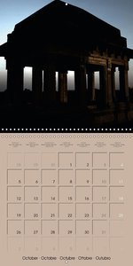 Old Palace of the Winds (Wall Calendar 2015 300 &times 300 mm Sq