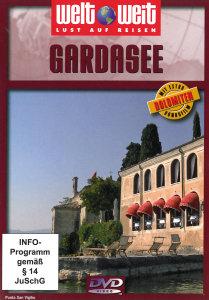 Gardasee mit Bonusfilm Dolomiten