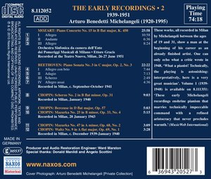 Early Recordings Vol.2