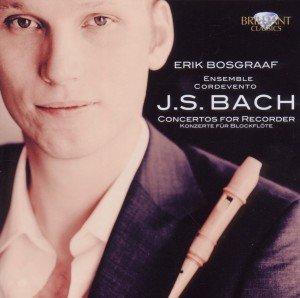 Bach: Konzerte für Flöte