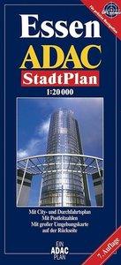 ADAC Stadtplan Essen 1 : 20 000