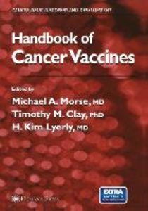 Handbook of Cancer Vaccines