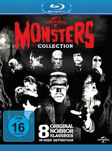Monsters Collection. Blu-ray - Special Limited Edition
