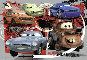 Ravensburger 08959 - Disney Cars: Neue Abenteuer, Puzzle