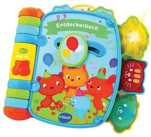 VTech 027514 - Entdeckerbuch