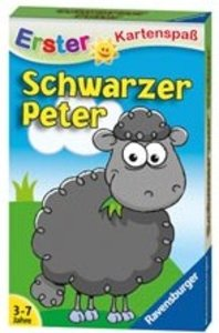 Ravensburger 20432 - Schwarzer Peter, Schaf
