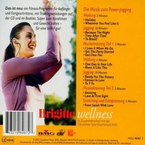 Brigitte Wellness. Power Jogging. CD