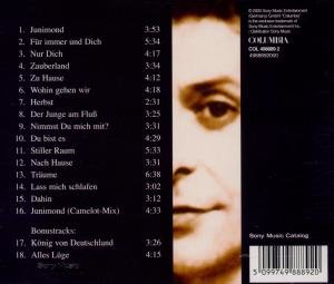 Junimond-Die Balladen