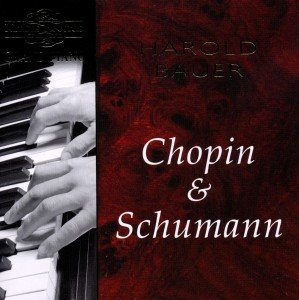 Bauer Plays Chopin & Schumann