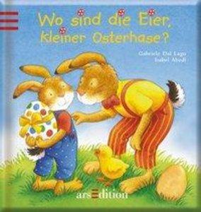 Wo sind die Eier, kleiner Osterhase?