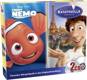 Family Box Ratatouille+Nemo