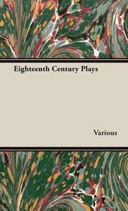 Eighteenth Century Plays