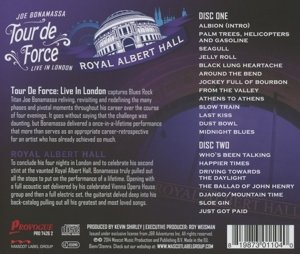 Tour de Force - Royal Albert Hall