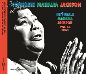 Int?grale Vol.14-1961-Mahalia Sings Part 1
