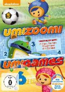Team Umizoomi - Umigames