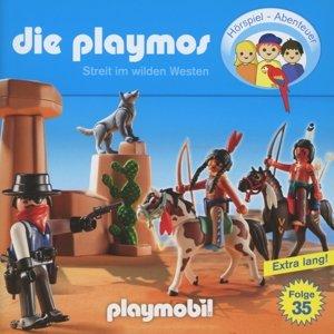 Die Playmos 35. Streit im Wilden Westen